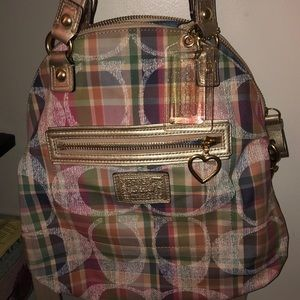 Coach Bag multi colored